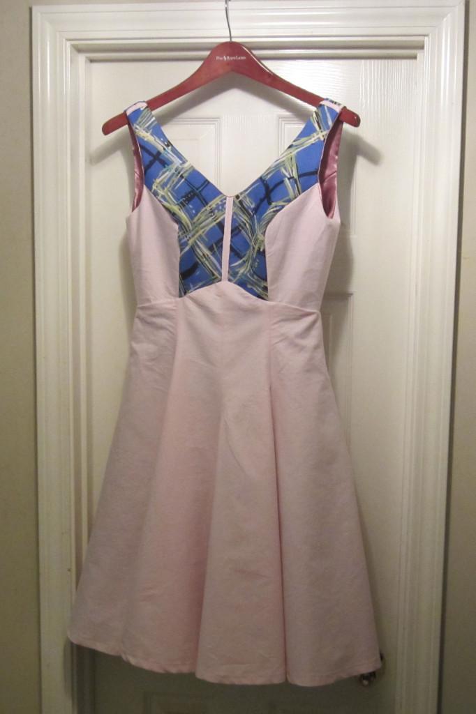 steven allen dress design (2014)