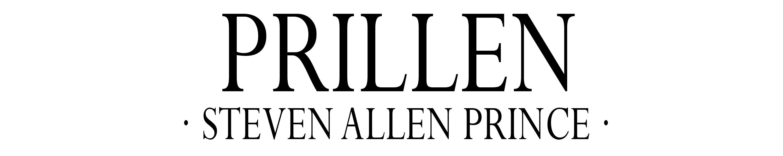 Prillen · Steven Allen Prince Logo