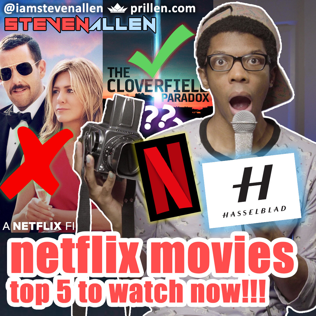 Top 5 Netflix Movies to Watch NOW!