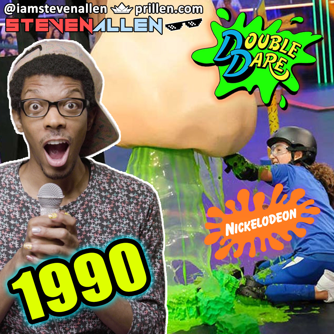 Playing & Reacting to 1990 Family Double Dare