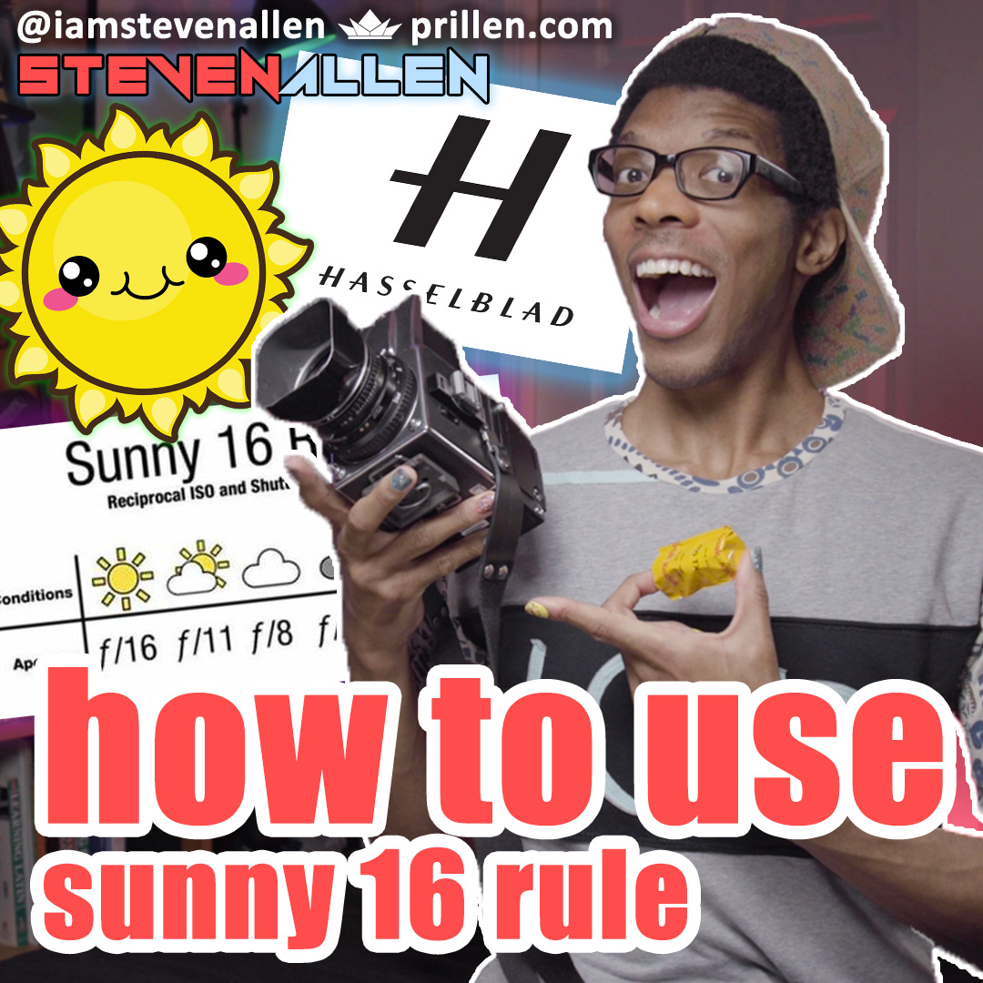 How To Use The Sunny 16 Rule