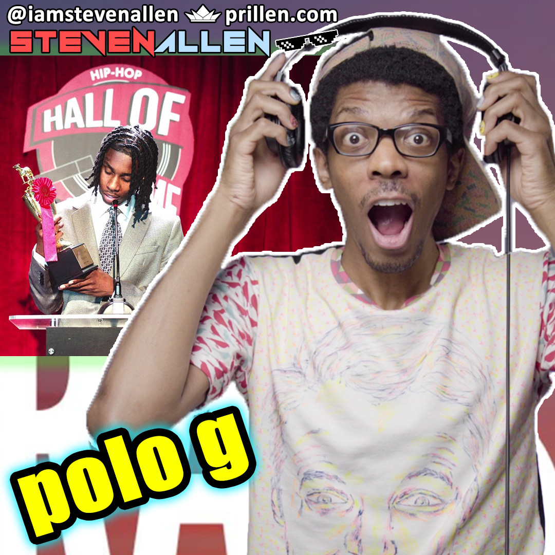 Reacting To Rapstar by Polo G