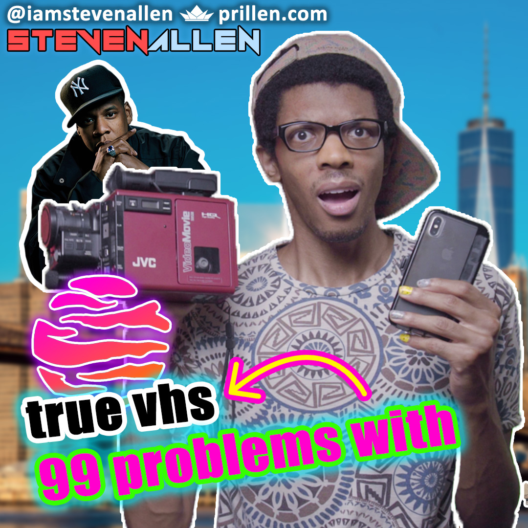 Problems & Issues with True VHS Phone App – Camcorder Filter